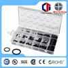 HIGH QUALITY rubber seal o ring 225pc assorted rubber seal o ring