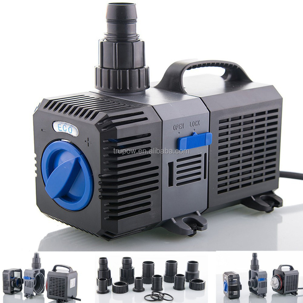 Small submersible filter pond pump ctp 2800 buy electric for Small pond filter
