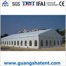 big good quality outdoor aluminum PVC big tent for church