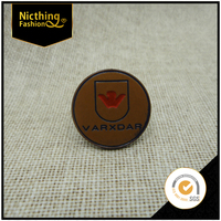 High quality metal cover custom tack snap button NB071