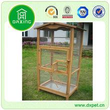 DXBC006 Wholesale wooden bird cage