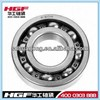 Better performance deep groove ball bearing white metal bearings 6004