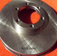 Japanese Trucks Brake Disc 43512-26040