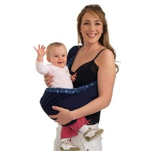 Toddler Kid Newborn Infant Baby Wrap Bag Pouch Ring Sling Carrier