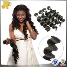 JP Hair Huge Stock Peruvian Loose Wave Hair Weaving Wholesale Products