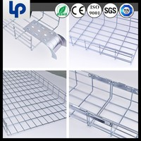china supplier steel Cable tray manufacturing process (ce rohs sgs cable certified)