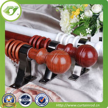 D0026 Eyelets and Clips for Different Sizes of Wooden Curtain Rods / Poles