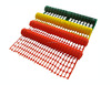 Hot sale high quality construction safety nets plastic fence safety fence