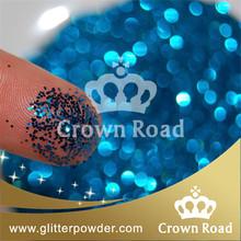 metallized glitter for nail art
