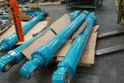 Telescope Hydraulic Cylinder, Machinery and Truck Telescopic Hydraulic Cylinder OEM