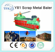 Y81F-1600 automatic metal baler TV packing machine(Factory and Supplier)