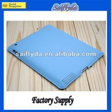 4 folding magnetic smart leather case for ipad 2/3
