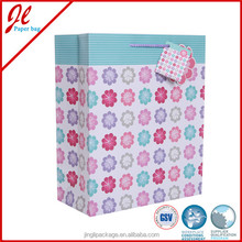 Flower Gift Bags with Printing