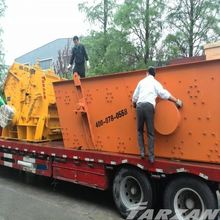 2015 new type ce xxsx hot vibrating screen price from Tarzan