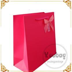 Custom printed custom chocolate gift bags for wholesales