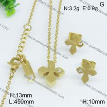 Hight Quantity Fashion Elegant pressed flower jewelry