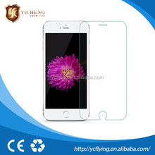 mobile phone use good quality tempered glass screen protector For iphone 6 Iphone 6 plus