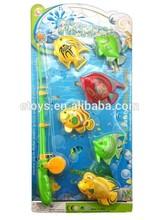 los niños magnético juego de la pesca juguetes