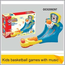 Best selling games mini basketball table education toys OC0209297