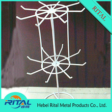 metal wire rotating display rack(factory supply)