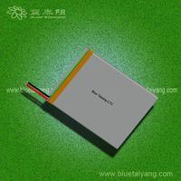 805482 420mAh 12s li-polymer rechargeable battery packs