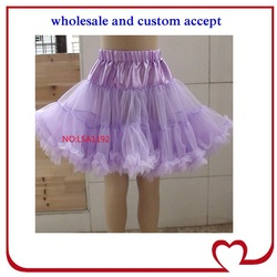 Bottom price best sell bridal puffy petticoats