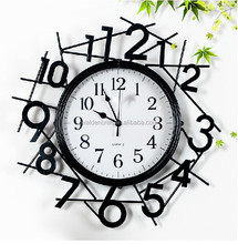 Walden Crafts Round Wall Clock Cheap Wall Clock Special Dial Design
