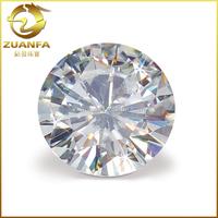 wholesale D-E color VVS1 synthetic moissanite diamond white india