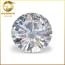 wholesale D-E color VVS1 synthetic moissanite diamond white india