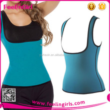 Fast delivery hot neoprene perfect body shaper top wholesale