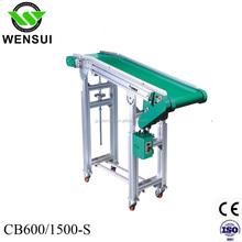 The Whole Factory electric motor conveyor belt