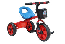 2015 New models baby tricycle ,children tricycle, child safe easy-to-control HLF-515 simple design doll stroller for babies