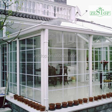 Thermal Break Aluminum Frame Double Glass Lowes Sunrooms,exterior winter garden