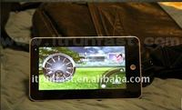 7 inch tablet pc VIA 8650 for 2012 hot sales