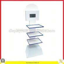 estante de tres plantas colgado de esmalte de uñas OPI/estante para mostrar esmalte de uñas