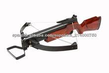 Multifuncional m18 caza ballesta, la acción de madera, doblado