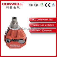 underwater test insulation piercing connector insulation sleeve
