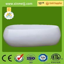 high quality oval soaking tub