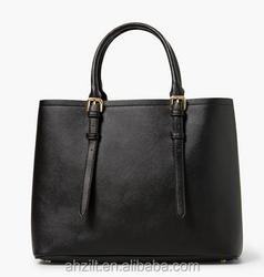 2016 best selling adjustable pu handbag, pvc handbag, pu tote bag