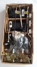 Original door lock parts,A complete set door lock,HOWO truck door lock