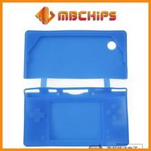 silicon rubber case For nintendo dsi console