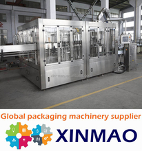 2015 New Tech Full Automatic 3 in 1 Mineral Water Filling Machine
