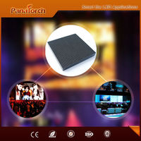 PanaTorch Metal/Aluminum Cabinet Commercial Indoor LED Display competitive price IP43 Waterproof P5 RGB