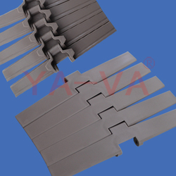 New 882 TAB Plastic Flexible conveyor chain Slat Chain factory price