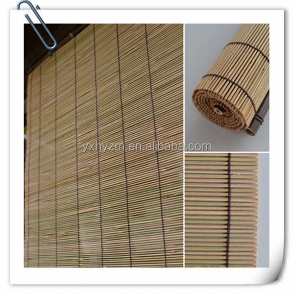 le rideau de bambou rideau de bambou l 39 ext rieur de la persienne ridaux stores volets. Black Bedroom Furniture Sets. Home Design Ideas