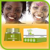 Best skin whitening face cream formulation and lotion for black women in dubai