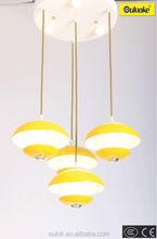 2015 LED modern pendant lamp for dinning room