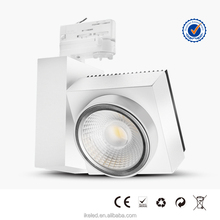 TOP Sales 40W LED Tracklight with Adjustable Beam Angle