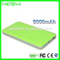 externa universal de móvil portátil banco de potencia usb de copia de seguridad externa de la batería manual cargador de batería