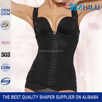 Latest Fashion Best Selling top grade women sexy body shaper garter